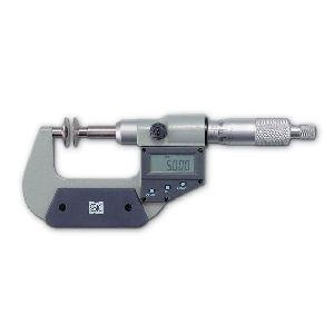 新潟精機 MCD230-25D デジタル直進式歯厚マイクロメータ MCD23025D