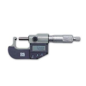 新潟精機 MCD236-25T デジタル片球面マイクロメータ MCD23625T