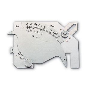 新潟精機 [WGU-9M]溶接ゲージ WGU9M