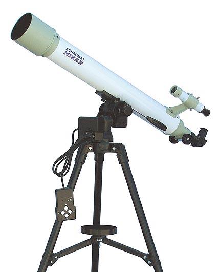 【ポイント最大29倍 3月25日限定 要エントリー】ミザール Mizar VH-8800 屈折望遠鏡 VH8800