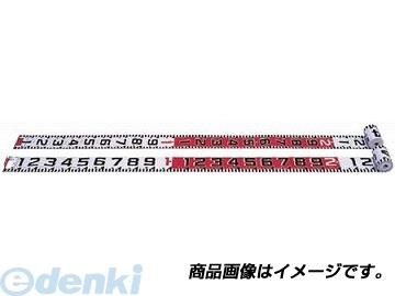 ヤマヨ(YAMAYO)[R12A30] リボンロッド両サイド120E-1 現場記録写真用巻尺 R12A30