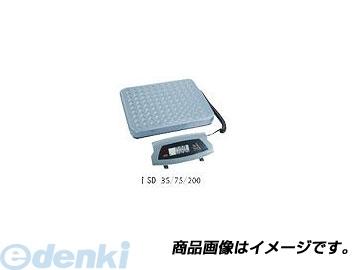 【個数:1個】ヤマヨ(YAMAYO)[SD75]「直送」【代引不可・他メーカー同梱不可】 エコノミー台はかり SDシリーズ SD75