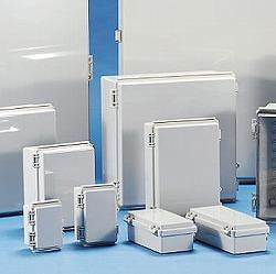 タカチ電機工業 BCAP507025G 直送 代引不可・他メーカー同梱不可 BCAP型防水・防塵開閉式プラボックス BCAP-507025G