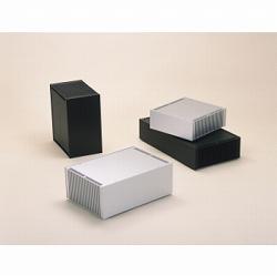 タカチ電機工業 HY99-43-23BB 直送 代引不可・他メーカー同梱不可 HY型縦型ヒートシンク式アルミサッシケース HY994323BB