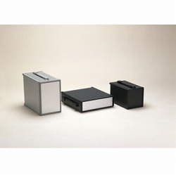 タカチ電機工業 MOY222-16-23B 直送 代引不可・他メーカー同梱不可 MOY型バンド取手付システムケース MOY2221623B