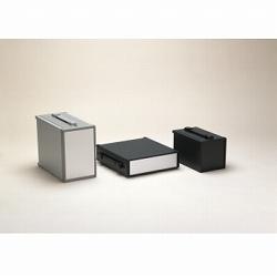 タカチ電機工業 MOY222-21-28BS 直送 代引不可・他メーカー同梱不可 MOY型バンド取手付システムケース MOY2222128BS