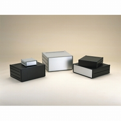 タカチ電機工業 MS149-37-45BS 直送 代引不可・他メーカー同梱不可 MS型メタルシステムケース MS1493745BS
