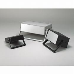 タカチ電機工業 [MSN66-32-45BS] 「直送」【代引不可・他メーカー同梱不可】MSN型ステップハンドル付システムケース MSN663245BS
