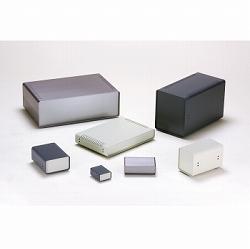 タカチ電機工業 UC43-14-28DD 直送 代引不可・他メーカー同梱不可 UC型ユニバーサルアルミサッシケース UC431428DD