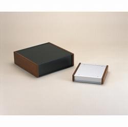 タカチ電機工業 WO99-37-23B 直送 代引不可・他メーカー同梱不可 WO型サイドウッドケース WO993723B