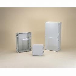 タカチ電機工業 WPCP306018G 直送 代引不可・他メーカー同梱不可 WPCP型防水・防塵ポリカーボネート開閉式ボックス WPCP-306018G