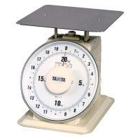 【納期:約10日】 タニタ(TANITA) [2097] 自動上皿はかり20kg(平皿) 2097