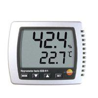 テストー testo testo608-H1 セール品 testo608H1 新作多数 卓上式温湿度計