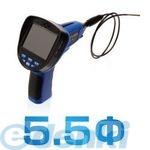 サンコーレアモノショップ LC551FTU 液晶付内視鏡ファインスコープ 5.5mm径 1Mモデル【送料無料】