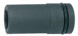 ミトロイ(MITOLOY) [P8L-2-1/4] 1 インパクトレンチヨウソケットロング 2-1/4 P8L21/4【送料無料】