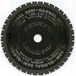 株 モトユキ モトユキ GLA185G グローバルソーファインメタル 鉄ステン兼用 379-3133