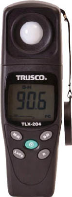 トラスコ中山 TRUSCO TLX204 デジタル照度計 402-7108 【送料無料】
