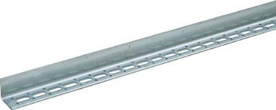 【個数:1個】トラスコ中山 TRUSCO TKLMS180U 配管支持用マルチアングル片穴 スチール L1800 5本組