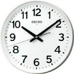 セイコークロック 株 SEIKO KX317W 電波クロック 436-1270