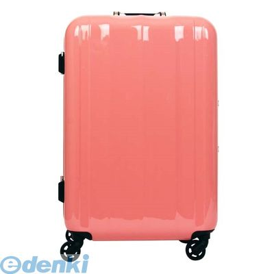 【期間限定・ポイント20倍】T&S(ティーアンドエス) [6702 64 ピンク] ハードキャリーケース スーツケース 670264ピンク【20倍期間:6/12 15:00~8/9 23:59】