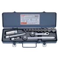 トップ工業(TOP工業)工具 [SSS-310F] サーフェイスソケットレンチセット(差込角9.5mm) SSS310F