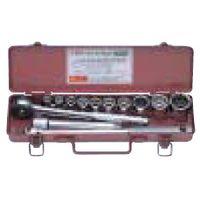トップ工業 TOP工業 工具 SWS-310S ソケットレンチセット 差込角9.5mm SWS310S