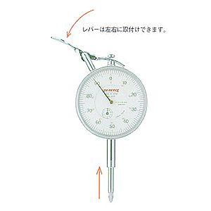 尾崎製作所 PEACOCK 207F-PL 長ストロークダイヤルゲージ ピーコック PK104002 207FPL
