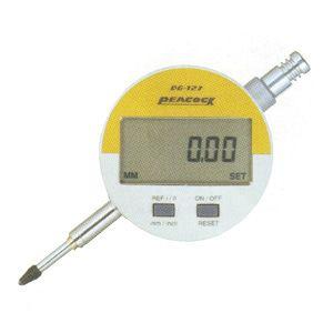 尾崎製作所 PEACOCK DG-127 デジタルゲージ コードレスタイプ ピーコック PK205022 DG127