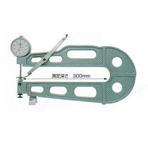 尾崎製作所 PEACOCK K-1 ダイヤルシートゲージ 厚み測定器 ピーコック PK122001 K1