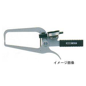 尾崎製作所(PEACOCK) [LA-5S] ダイヤルキャリパーゲージ LA(外測)タイプ (外径・厚さ測定用) ピーコック PK129044 LA5S