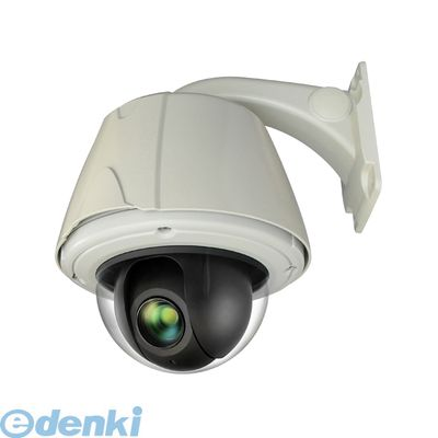 [NSC-HD6091] 「直送」【代引不可・他メーカー同梱不可】 フルHD20倍光学ズームデイナイトスピードドームカメラ (屋外用ハウジング、壁面取付ブラケット込み) NSCHD6091