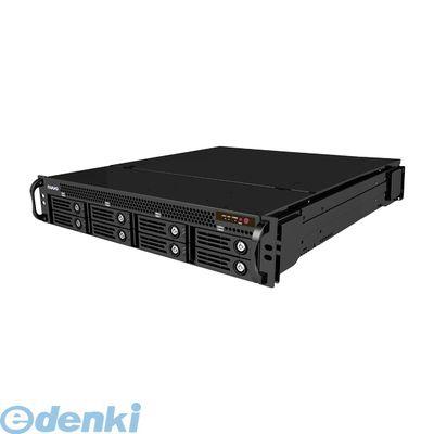 NSVT904-2UP 直送 代引不可・他メーカー同梱不可 4ch 19インチラックマウント対応2U NASベース型プロフェッショナルNVR HDD別売 冗長電源システム有り NSVT9042UP