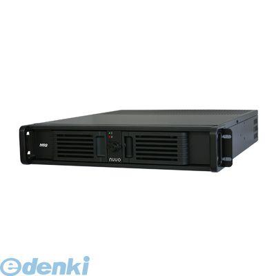 NSV2U04 直送 代引不可・他メーカー同梱不可 4ch 19インチラックマウント対応2UプロフェッショナルNVR 1TB