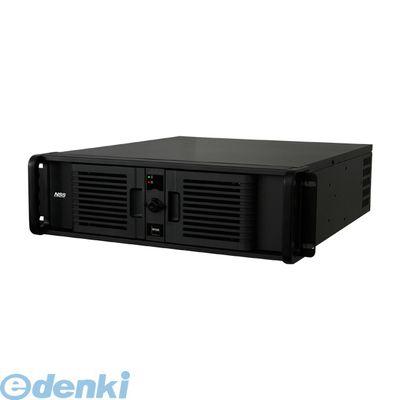 NSV3U0808 直送 代引不可・他メーカー同梱不可 16ch 19インチラックマウント対応3UハイブリッドプロフェッショナルNDVR 1TB