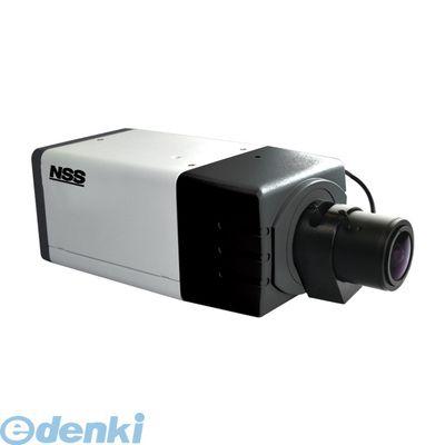 [NSC-IP1000-3M] 「直送」【代引不可・他メーカー同梱不可】 3メガピクセルボックス型ネットワークカメラ f=2.8~12.0mm(レンズ付属) NSCIP10003M