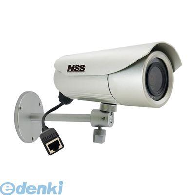 NSC-IP1041-5M 直送 代引不可・他メーカー同梱不可 5メガピクセル防水暗視バリフォーカルネットワークカメラ f=3.3~12.0mm 15m 赤外線照射距離 NSCIP10415M