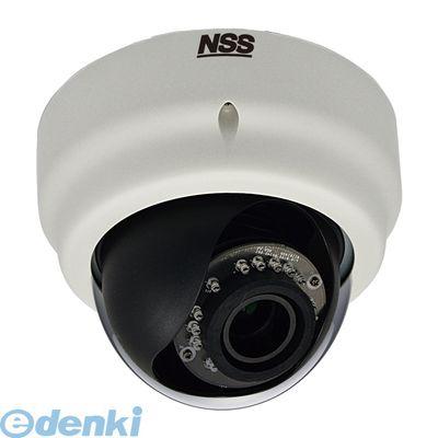 NSC-IP1031-3M 直送 代引不可・他メーカー同梱不可 3メガピクセル暗視バリフォーカルドーム型ネットワークカメラ f=2.8mm~12.0mm 15m 赤外線照射距離 NSCIP10313M