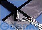 日本ジッパーチュービング(ZTJ) [MTFS-50] マジックタイプ MTFS-50 25m巻 MTFS50