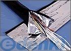 美しい SHNJ100:測定器・工具のイーデンキ SHNJ-100 ジッパータイプ SHNJ-100 25m巻 日本ジッパーチュービング ZTJ-木材・建築資材・設備