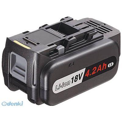 パナソニックエコソリューショ Panasonic EZ9L51 18V4.2Ahリチウムイオン電池パック 421-6903