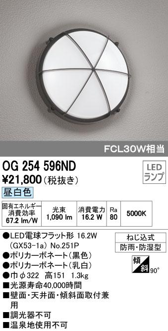 オーデリック ODELIC OG254596ND LEDエクステリアライト【送料無料】