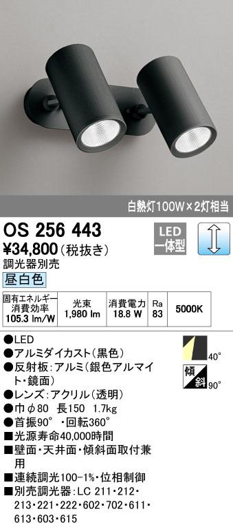 オーデリック(ODELIC) [OS256443] LEDスポットライト【送料無料】