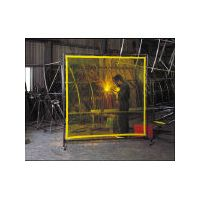 【あす楽対応】トラスコ中山(TRUSCO) [YFBS-Y] 溶接遮光フェンス1020型接続黄 YFBSY 255-3023 【送料無料】