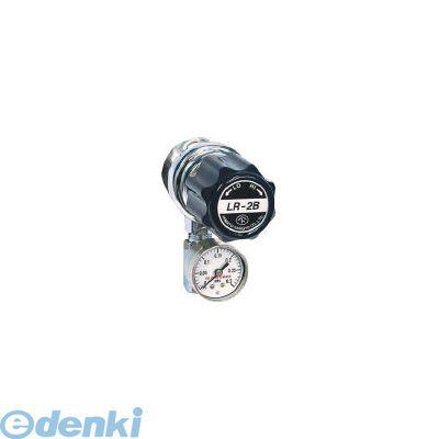 【あす楽対応】分析機用ライン圧力調整器[LR2SRL9TRC] LR-2S L9タイプ