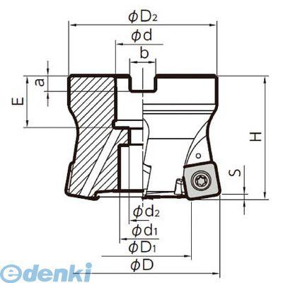 京セラ MFH080R145T ミーリング用ホルダ