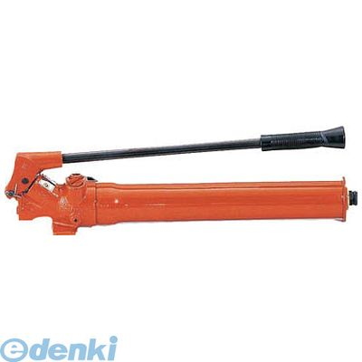 【個数:1個】マサダ[MP4S]「直送」【代引不可・他メーカー同梱不可】 手動油圧ポンプ 180CC