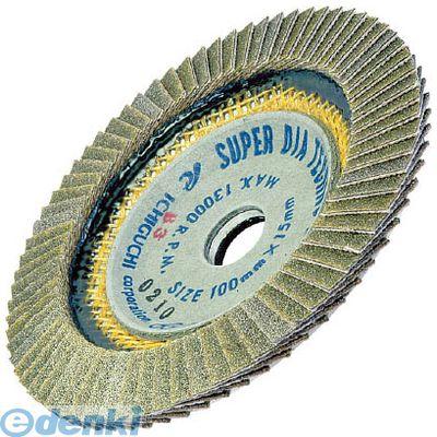 【あす楽対応】AC SDTD10015180 スーパーダイヤテクノディスク 100X15 #180【送料無料】