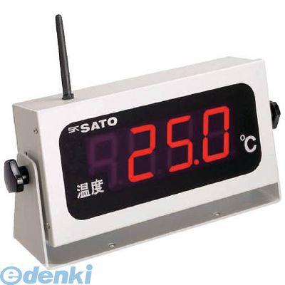 佐藤 SKM350RT コードレス温度表示器 8101-00 【送料無料】