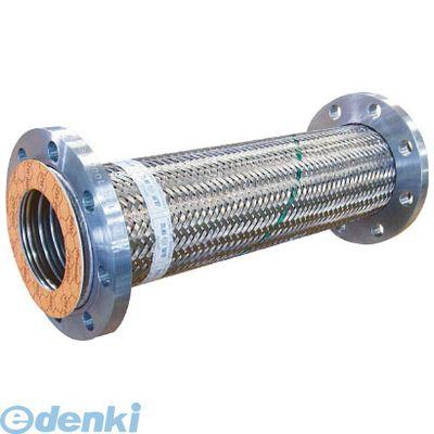 【個数:1個】TF TF23100750 フランジ無溶接型フレキ 10K SS400 100AX750L