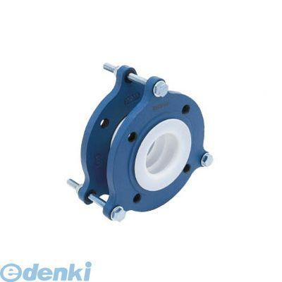 フッ素樹脂製防振継手 フランジ型 ZTF500065 フッ素樹脂製防振継手 フランジ型